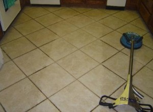 Tile Cleaning Grout Cleaning