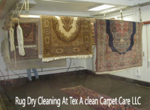 Rug Cleaning at Tex A Clean