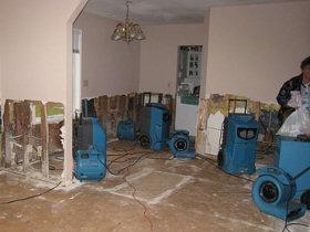 Water Damage restoration Companies Houston tx