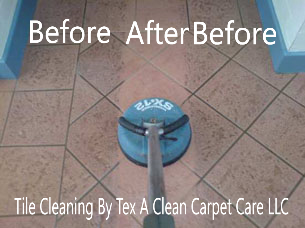 Professional Tile Cleaning Grout Cleaning
