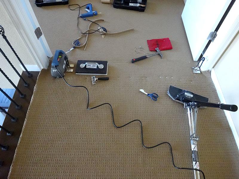Carpet Stretching And Repairs Houston TX